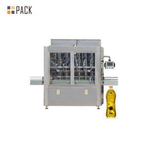 自動臥式液體和食用油灌裝機