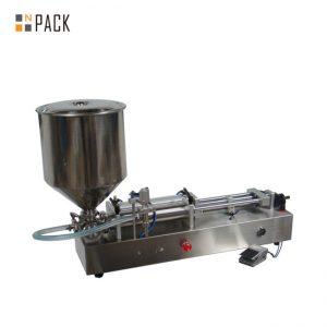 非常受歡迎的冰淇淋灌裝機/雙頭灌裝機/指甲油灌裝機