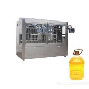 全自動芥末棕櫚食用油灌裝包裝機