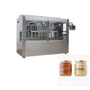 便宜的灌裝包裝罐蜂蜜裝瓶機