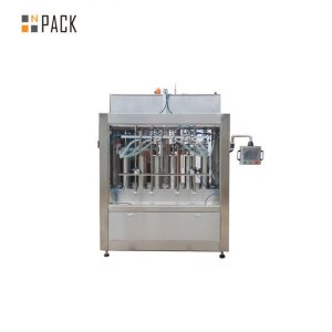 製造工廠自動5升潤滑油/齒輪油加註機